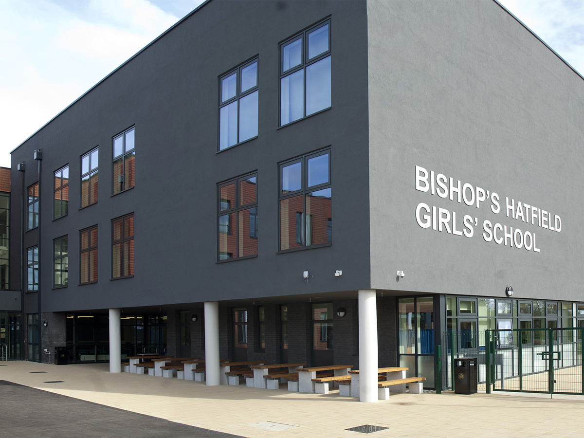 Bishop Hatfield School