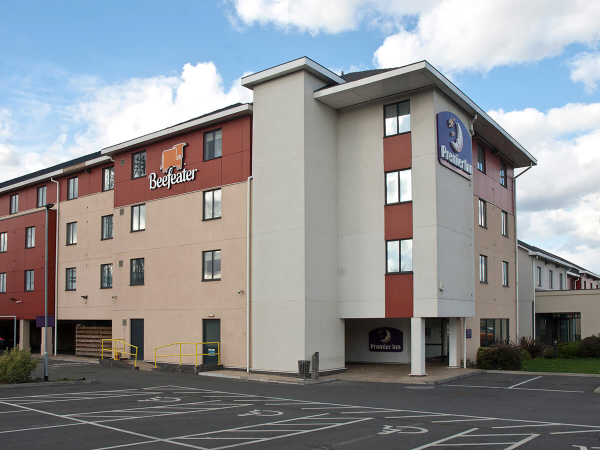 Premier Inn, Dartford